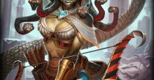 New SMITE Update Features Medusa, the Gorgon