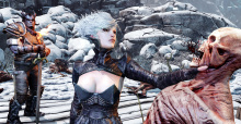 Die Begleiter in Bound By Flame - Neue Screenhots zum Action-Rollenspiel