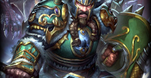 SMITE Introduces Fafnir, Lord of Glittering Gold