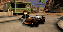 LEGO Dimensions Expansion Packs Based on The LEGO Batman Movie and Knight Rider Announced for February 2017 Release