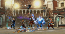 SMITE Launches on Xbox One
