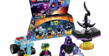 Five New Expansion Packs Revealed for LEGO Dimensions