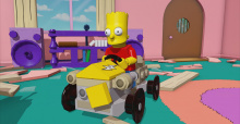 The Simpsons and Midway Arcade in LEGO Dimensions