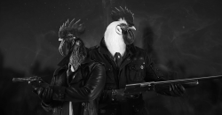 Chicken Police - Paint It Red