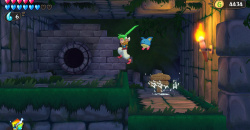 Wonder Boy - Asha in Monster Land
