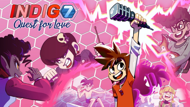 MUSICAL PUZZLE ADVENTURE INDIGO 7 WILL ROCK ON CONSOLES AND PC IN EARLY SUMMERNews     DLH.NET The Gaming People
