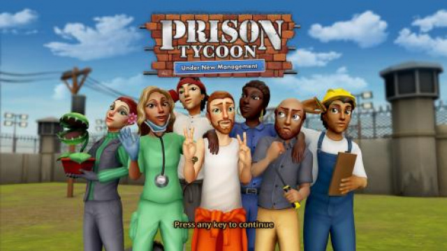 Ziggurat and Abylight Launch Prison Tycoon: Under New Management on SteamNews     DLH.NET The Gaming People