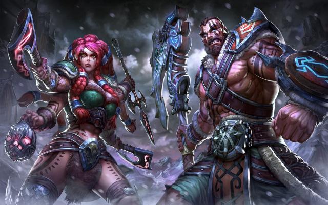 Viking Invasion in SMITEVideo Game News Online, Gaming News