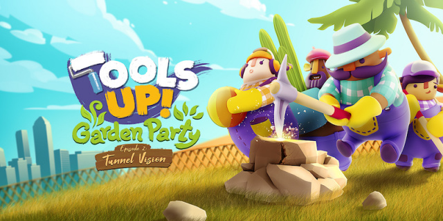 Latest Tools Up! DLC Brings a Summer Makeover Vibe and Pesky Mole MayhemNews     DLH.NET The Gaming People