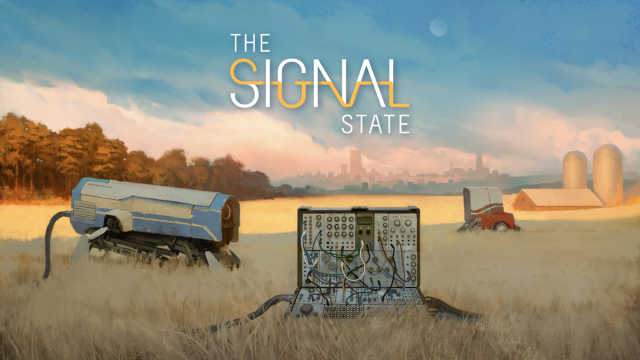 The Signal State is being released on Steam September 23rdNews     DLH.NET The Gaming People