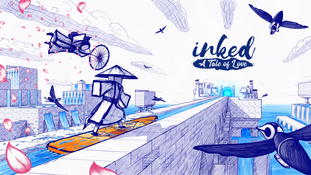 INKED: A TALE OF LOVE COMES TO CONSOLESNews  |  DLH.NET The Gaming People