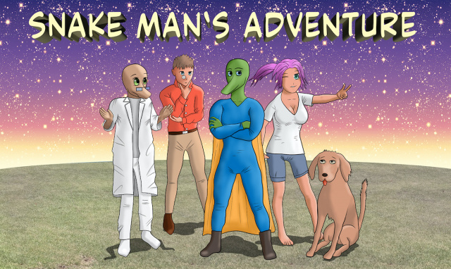 Snake Man's Adventure sheds its price down in celebrationNews     DLH.NET The Gaming People
