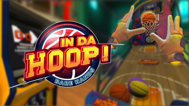 VR arcade basketball game In da Hoop! Available Now on SteamNews  |  DLH.NET The Gaming People