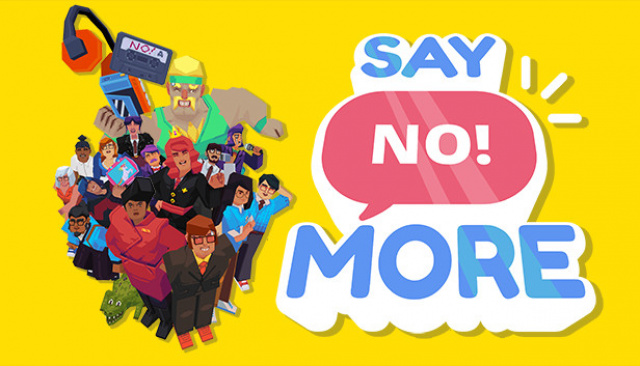 Say No! More Making of Documentary Early AccessNews     DLH.NET The Gaming People