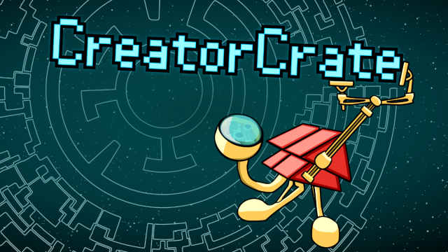 CreatorCrate is being released on Steam August 11thNews  |  DLH.NET The Gaming People
